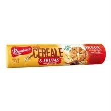 Bauducco Biscoito Cereale Maçã e Uva