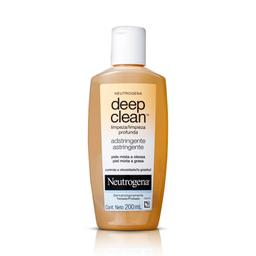 Adstringente Neutrogena Deep Clean
