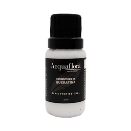 Concentrado Queratina Acquaflora 20 mL