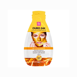 Máscara Rk Ouro 24K Peel Off