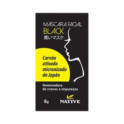 Máscara, Removedora, De, Cravos, Native, Black, 21460.00