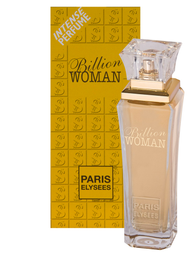 Perfume Edt Paris Elysees Billion Woman 100 mL