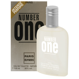 Perfume Edt Paris Elysees Masculino Number One 100 mL