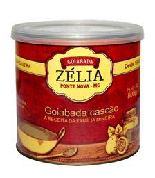 Goiabada Dona Zélia - Lata