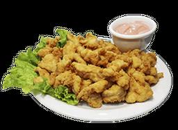 Porção isca de frango