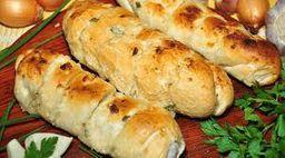 Porção pão de alho