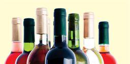 Vinhos garrafa