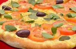 Pizza Grande + Broto de Chocolate