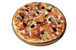 Pizza Broto + Coca Cola Lata 310ml