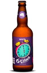 Cerveja 6 O'Clock - Invicta
