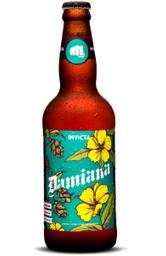 Cerveja Damiana - Invicta