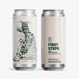 Cerveja First Step - UX