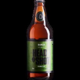 Cerveja Head Shot - Barco