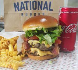 Combo natiburger