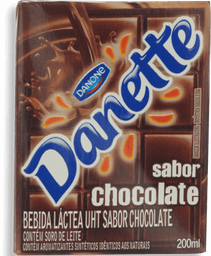 Iogurte Danone Achocolatado Danette 200 mL
