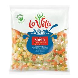Kit Sopão La Vita 300 g