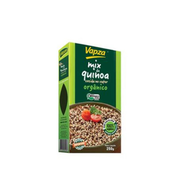 Mix De Quinoa Orgânica Vapza 250 g