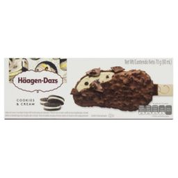 Haagen Dazs Picole Cookies Cream