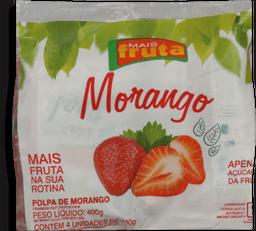 Polpa Mais Fruta Morango