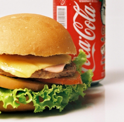 Combo X-tudo e Coca-Cola Original