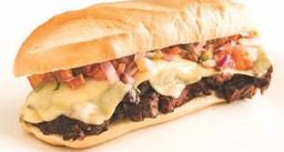 Sanduíche de Filé de Carne