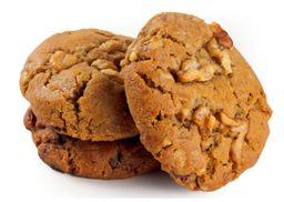 Cookie Nozes com Chocolate ao Leite