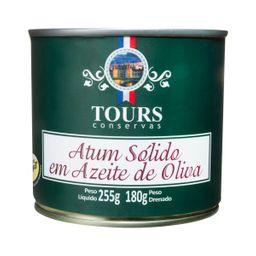 Atum Sólido Azeite Oliva Tours 180 g