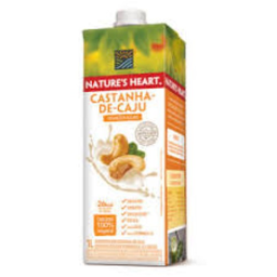 Bebida Castanha Caju Nature´S Heart Sem Lactose 1 L