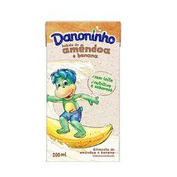 Bebida De Amêndoa Com Banana Danoninho 200 mL