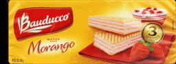 Biscoito Bauducco Wafer Morango 140 g