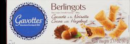 Biscoito Berlingots Recheado Creme e Avelã 90 g