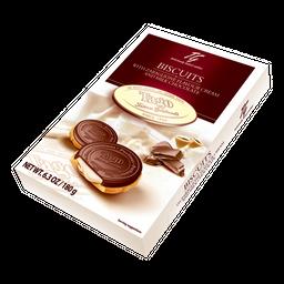 Biscoito Cobertura Chocolate Recheio Zabaglione Tago 180 g