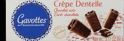 Biscoito Gavottes Crepe Dentelle Dark Chocolate 90 g