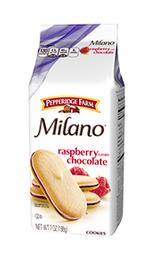 Biscoito Milano Framboesa Pepperidge 198 g