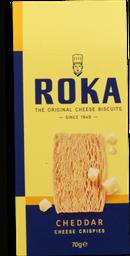 Biscoito Roka Holandês Queijo Cheddar 70 g