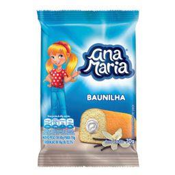 Bolo Baunilha Ana Maria 70 g