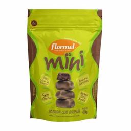 Bombom Mini Flormel Sem Açúcar Banana 60 g