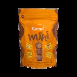 Bombom Mini Flormel Sem Açúcar Crocante Com Caramelo 54 g