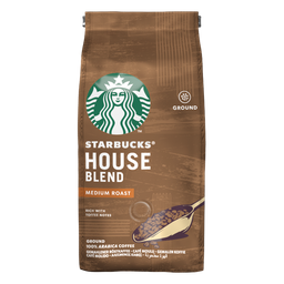 Café Starbucks House Blend Medium Roast 250 g