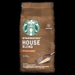 Café Starbucks House Blend Medium Roast 250 g
