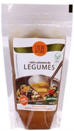 Caldo De Legumes Caldo Natural 200 mL