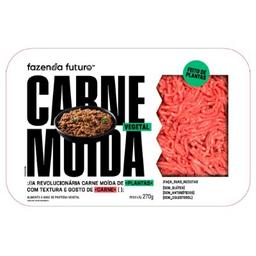 Carne Moída Vegana Fazenda Futuro 270 g