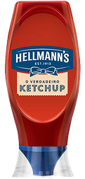Catchup Hellmanns Orgânico 380 g