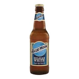 Cerveja Belga W.Ale Blue Moon Garrafa 355 mL