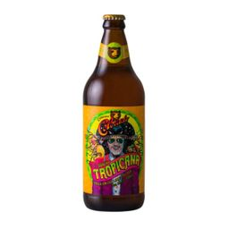 Cerveja Morena Tropicana Colorado 600 mL
