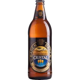 Cerveja Pilsen Cristal Baden Baden 600 mL