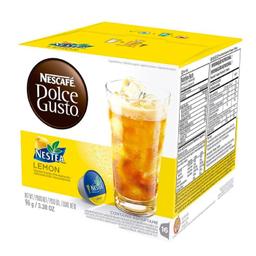 Chá Cápsula Nescafé Dolce Gusto Nestea Limão 16 Und