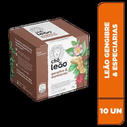 Chá Leão Gengibre Especial 16 g 10 Und