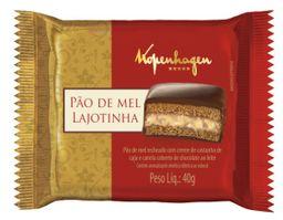 Chocolate Ao Leite Com Recheio Lajotinha
