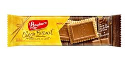 Chocolate Biscuit Leite Bauducco 80 g